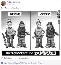 Gun Control 29.10.2017